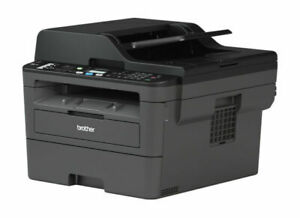 Brother Mfc-l2710dw Compact Laser Printer Copy Fax Print Scan MFCL2710DW