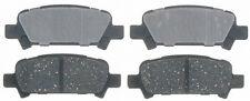 Disc Brake Pad-PG Plus Professional Grade Ceramic Rear fits 00-09 Subaru Legacy
