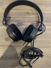 Sennheiser HD 25 Over the Head Monitor Headphones - Black