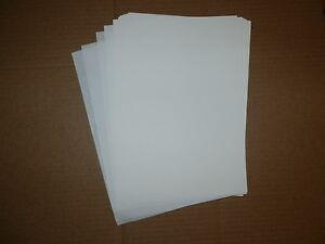 Thin Paper - 33gsm - 21cm x 29cm - Bible Paper - Newsprint