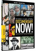 Documentary Now! Season One & Season Two DVD 2 Disc Set Sealed With Slipcover