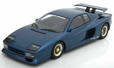 GT Spirit FERRARI Koenig Testarossa Bi-Turbo Blue Metallic 1:18 ZM094 LE 504 New