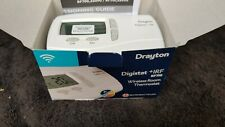 Drayton Digistat RF710 Wireless Room Thermostat brand new