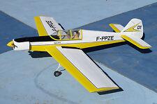 DALOTEL DM-165  67 inch Wingspan Laser-Cut Short-Kit  RC Aircraft .60-.91 engine