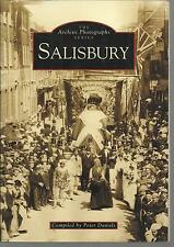 Salisbury - Nostalgia - Local History. (Archive Photographs). Wiltshire