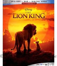 New Authentic Disney The Lion King 2019 Blu-ray DVD & Digital Copy Code Beyoncé