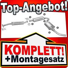 Auspuff PEUGEOT BOXER I 1.9 D Auspuffanlage C46C
