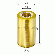 Ölfilter - Bosch 1 457 429 249