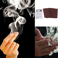 10PC Cute Finger - Smoke Magic Trick Magic Illusion Stage Close-Up Stand-Up New