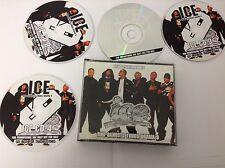 Dy-Nasty Ice Presents RnB Gangsta Thugs Drama 9 (4 CD Set)