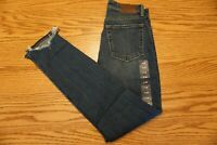 NWT WOMEN'S LUCKY BRAND JEANS Multiple Sizes Bridgette Skinny High Rise Distress