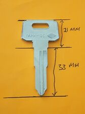 KEY BLANKS  SUITABLE FOR YAMAHA MOTORCYCLES RIGHT
