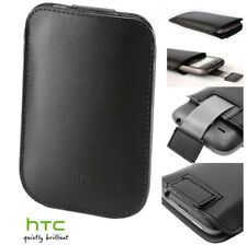 HTC Leather Pull Tab Pouch Case Cover PO S550 for HTC Incredible S
