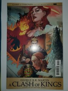 Game Of Thrones Clash Of Kings #1 Cover A Comic Book 2017 - Dynamite VF++
