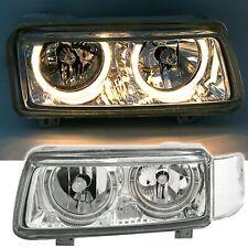 Angel Eyes Scheinwerfer Set VW Passat 35i 93-96 links rechts Klarglas + Blenden