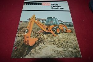 Case 580D Backhoe Loader Dealers Brochure AMIL15