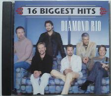 Diamond Rio - 16 BIGGEST HITS-US-CD