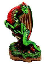Miniature Woodland Dragon B - Tudor Mint - Land of the Dragons - K017