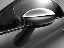 FIAT 500  500c CHROME MIRROR COVERS GENUINE FACTORY OEM 82212366