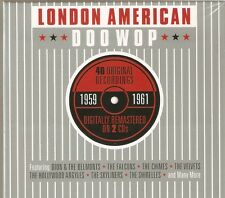 London American Doo Wop 1959 - 1961 (2CD 2012) NEW/SEALED