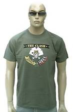 """OFFICIAL The Clash """"Straight to Hell"""" rock STAR T-SHIRT L"""