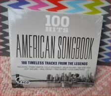 "5xCD New Freepost ""100 Hits American Songbook"" Sinatra/Fitzgerald/Peggy Lee++"