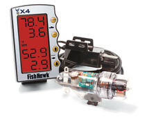 FISH HAWK ELECTRONICS X4 SYSTEM SPEED & TEMPERATURE SYSTEM WITH DATA PROBE