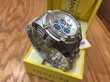 21802 Invicta Reserve 52mm Bolt Zeus Swiss Quartz Chronograph SS Bracelet Watch
