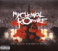 "MY CHEMICAL ROMANCE ""THE BLACK PARADE IS DEAD"" CD+DVD"
