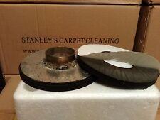 2 stage vacuum motor ametek carpet cleaning 2 inch male hose adapter tape on