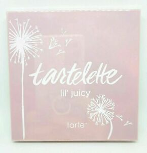 Tarte Tartelette Lil' Juicy Eyeshadow Palette - 9 colors - NEW without box
