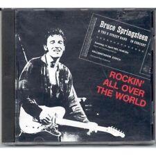Bruce Springsteen :Rockin'all over the worldPluto Records (PLR CD 9107)