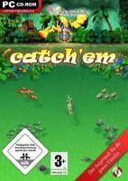 Catch 'em ~ Angelspaß für die ganze Familie ~ (PC, 2009, DVD-Box)