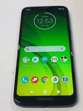 New listing Motorola Moto G7 Power, Xt19655-6,32Gb,Unlocked,S peaker Problem,Good Cond.:Aa883
