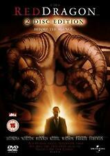 Red Dragon - 2 disc edition [2002] [DVD], , Used; Very Good DVD