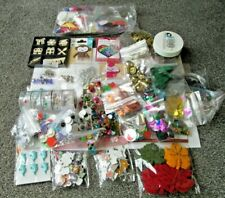 MIXED / ASSORTED - EMBELLISHMENTS  - CRAFT ROOM CLEAROUT