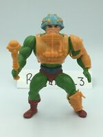 Nice Shape! 100% Taiwan Complete Man-At-Arms Masters of the Universe He-Man Motu