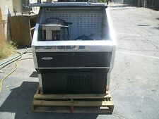 OPEN/REACH IN COOLER, AIR CURTAIN COOLER, FEDERAL, 3 FT,115V,FREE SHIPPING ALWAY