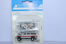 Trident Chevrolet Suburban Fire Truck Miami Beach EMS Supervisor Fire Rescue HO