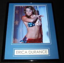 Erica Durance Framed 11x14 Photo Display Smallville