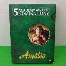 Amelie (Dvd, 2002, 2-Disc Set, Special Edition) A Painfully Shy Waitress.