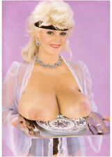 Model nude girl busty art woman image picture big breasts pinup SAMPLES-print