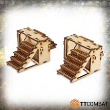 INH023 TTCombat Sector 3 Terrain,Star Wars Legion Stairs INDUSTRIAL HIVE