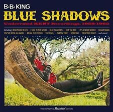 B.B. King - Blue Shadows - Underrated Kent Recordings, 1958-1962 CD SOUL JAM