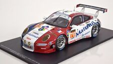 Spark PORSCHE 911 997-2 GT3 RSR TEAM IMSA PERFORMANCE MAT #76 18S103 1:18*New!