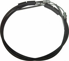 Parking Brake Cable Rear Wagner BC120899 / F120899
