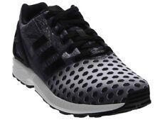 New Men's adidas ZX Flux Fashion Sneakers / Shoes Sz 12 - black