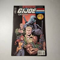 GI Joe Origins 1A 2009 Comic Book IDW