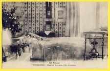 CPA 88 - THUILLIÈRES Chambre Mortuaire de l'Actrice Eve LAVALLIÈRE, E. FENOGLIO