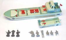 1980's Bluebird Toys - Zero Hour ~ ZN9 & ZN10 Q SHIP ~ Surprise Boat Set - ????